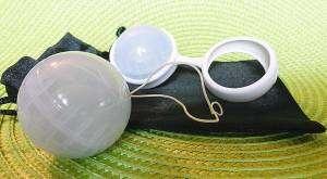 assemblage des boules de geisha Luna Beads de Lelo