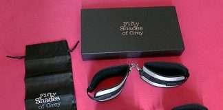 Kit de bondage Fifty Shades of Grey