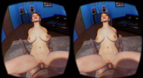 vrtitties : un rapport sexuel en réalité virtuelle