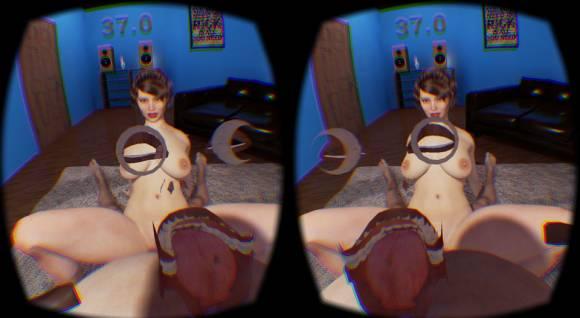vrtitties, jeu de sexe en réalité virtuelle