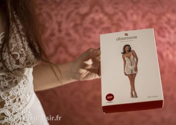 Packaging de la nuisette Bride Obsessive