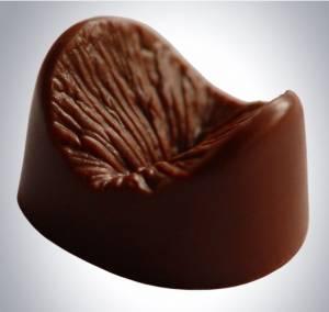 anus en chocolat