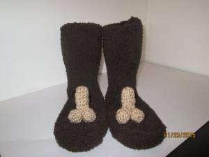 chaussette-penis-tricotes