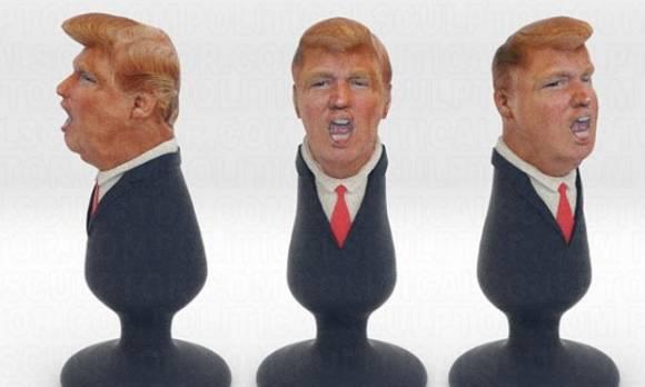 Le plug anal Donal Trump