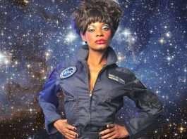 Coco Brown, ex-actrice porno devenue astronaute