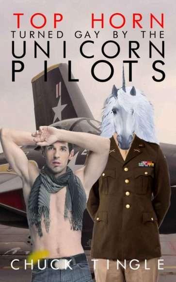livre érotique pilotes licornes