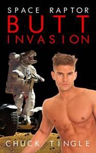 Space Raptor Butt Invasion, live érotique avec des T-Rex