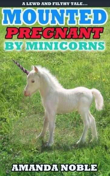 livre érotique mini-licornes