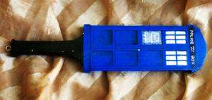 Paddle en forme de Dalek - Geek Kink