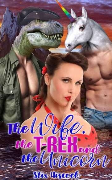 l'épouse, le T-Rex et la licorne