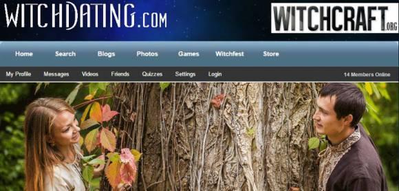 Witch Dating, site de rencontres pour sorciers et sorcières