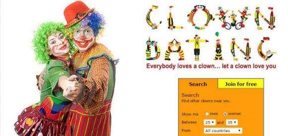 clown dating, site de rencontres pour clowns