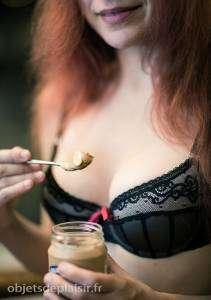 Objets de Plaisir - fantasme beurre de cacahuète