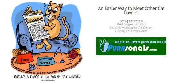Purrsonals, site de rencontres pour les amoureux des chats
