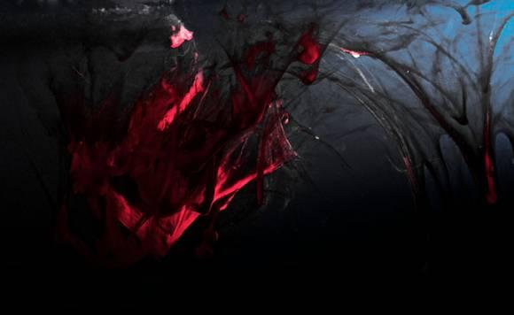Beauty in Blood, de l'art avec du sang menstruel