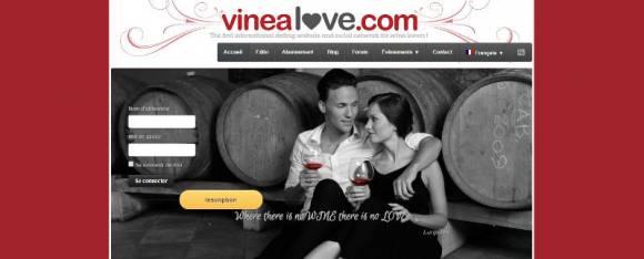 Vinealove, site de rencontres pour les amateurs de vin