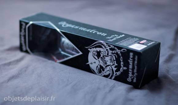 Packaging du vibro Motörhead
