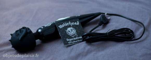objetsdeplaisir - vibro orgasmatron motorhead