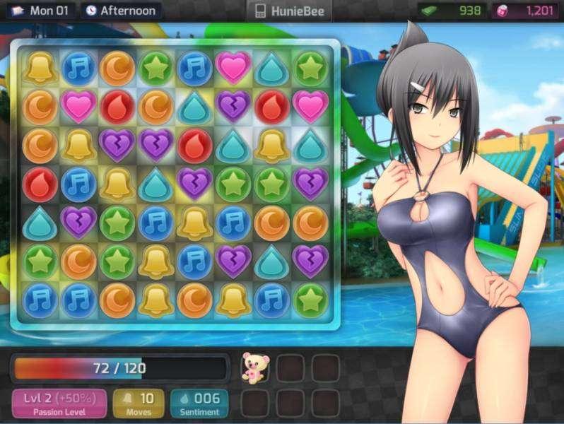 Simulateur de sexe Hentai