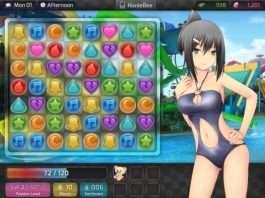 HuniePop, hentai dating simulator