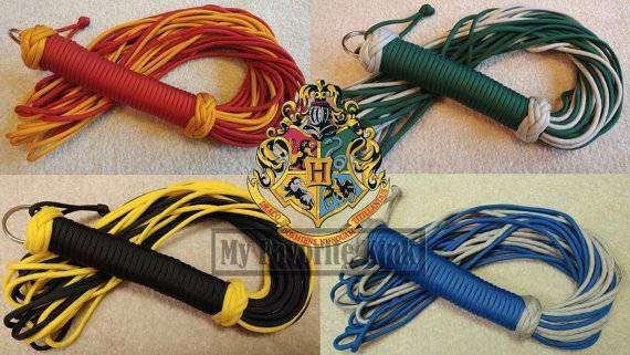 Sextoys Harry Potter : les fouets Poudlard