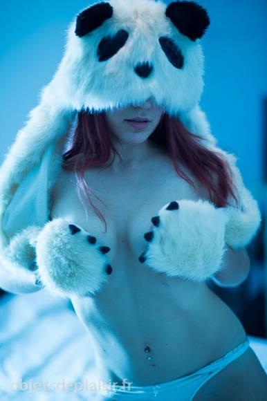 Objets de Plaisir - Panda sexy
