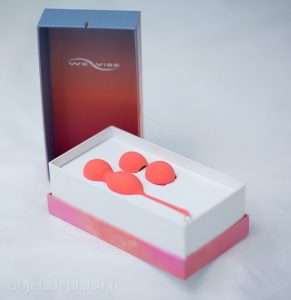 emballage des boules de geisha We Vibe Bloom