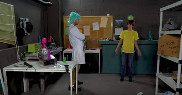 parodie porno de Rick & Morty