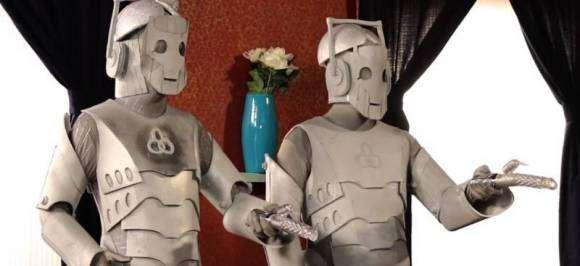 Doctor Whore - Des Cybermen armés de vibros
