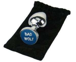 plug anal Doctor Who - Bad Wolf