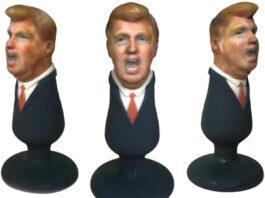 Sextoys Donald Trump : un plug anal présidentiel ?