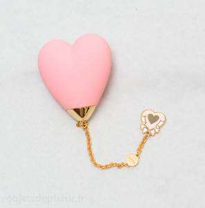 Le vibro cœur Lolita Baby Heart Zalo