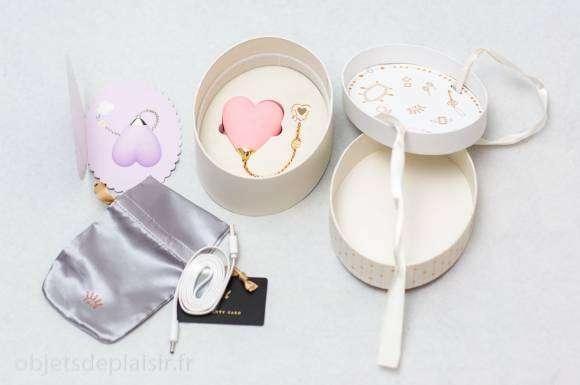 Déballage du Lolita Baby Heart de Zalo