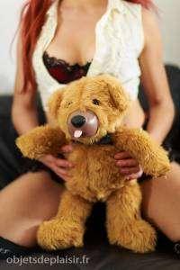 ours en peluche sexy