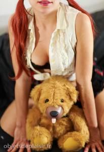 sextoy ours en peluche