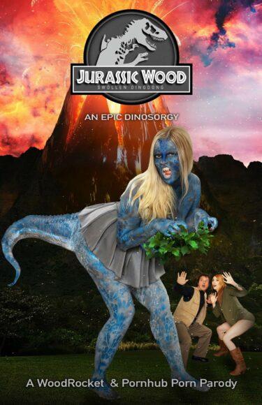Jurassic Wood, parodie porno de Jurassic World