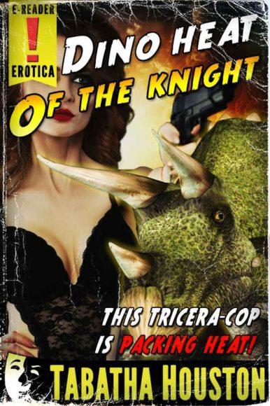 livre érotique avec un dinosaure policier sexy