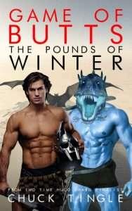 parodie érotique de Game of Thrones avec des dinosaures