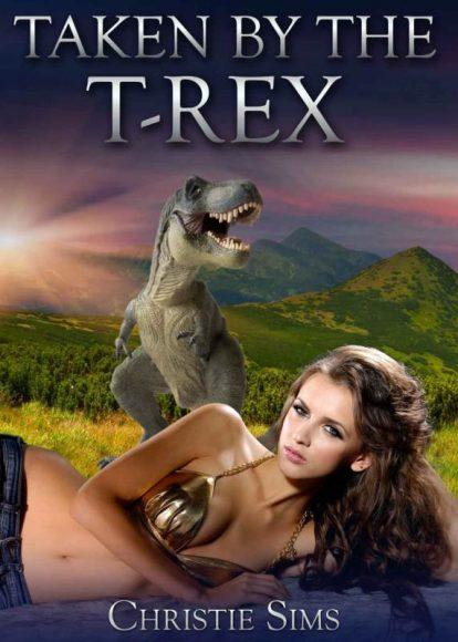 Livreérotique avec des dinosaures - Taken by the T-Rex
