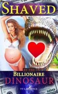 Livreérotique avec des dinosaures - shaved by the billionnaire dinosaur