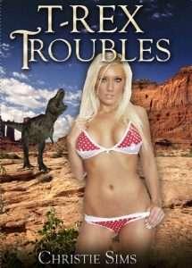 Livreérotique avec des dinosaures - T-Rex troubles