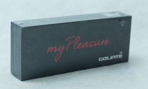 Emballage du vibro Goliate My Pleasure