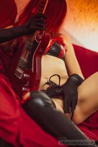 Noël Guitare sexy