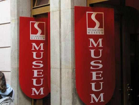 Sex Machines Museum, à Prague : visite virtuelle
