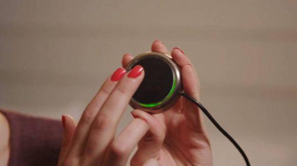 LoveSync : bouton connecté pour signaler son envie de sexe