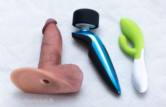 RealCock 2 DTF, Tantus Rumble and Lelo Ina 2