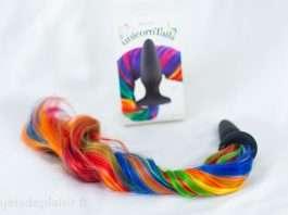 plug anal licorne Unicorn Tails
