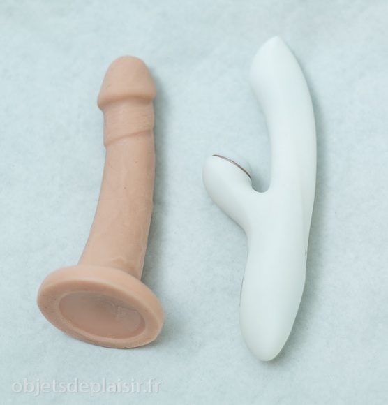Le Satisfyer Rabbit et le Vixen Mustang