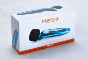 Packaging of the Tantus Rumble