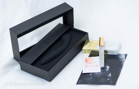 Box érotique Petit-Secret : un colis sexy pour couples